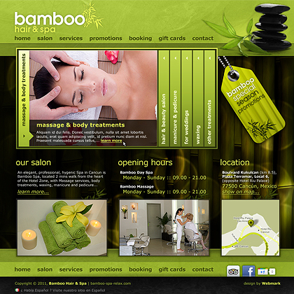 Bamboo Hair & Spa
